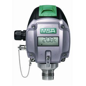 transmisor de gas tóxico / de oxígeno / multiusos / de concentración