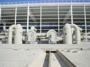 biofiltro para el tratamiento de aguas residuales