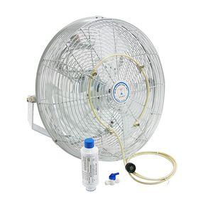 ventilador de pared / axial / nebulizador / industrial