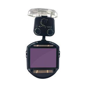 filtro óptico auto-oscureciente
