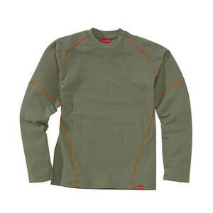 camiseta de trabajo / de poliéster / de algodón