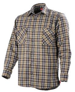 camisa de trabajo / de lana / de poliéster