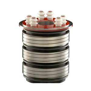 anillo colector de subconjuntos / para aerogenerador / para generador / para alternador