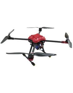 UAV cuadricóptero / para toma de imágenes aéreas / de cartografía / para la fotogrametría