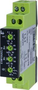 relé de vigilancia de corriente / 1NA/NC / ajustable / temporizador