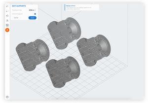 software para impresora 3D de modelado