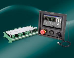 controlador para grupo electrógeno universal