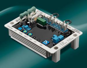 regulador de tensión automático / CA / monofásico / para grupo electrógeno