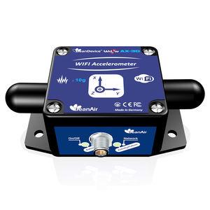 acelerómetro de 3 ejes / MEMS / reforzado / en miniatura