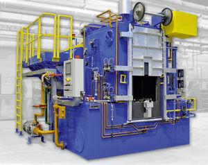 horno de carbonitruración / de cementación / de recocido / de templado