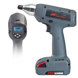 atornilladora eléctrica sin cable / de pistola / con batería