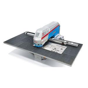 punzonadora automática / CNC / eléctrica / hidráulica