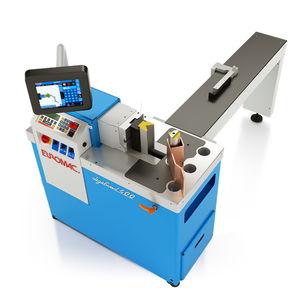 máquina curvadora hidráulica / de perfiles / CNC / horizontal