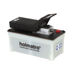 bomba hidráulica con pedal / compacta / de simple efecto / monoetapa