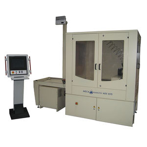 máquina de corte con chorro de agua sin adición de abrasivo / para textiles / para cuero / CNC