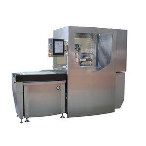 máquina de corte para productos alimentarios / con chorro de agua / con comando numérico / para la industria alimentaria