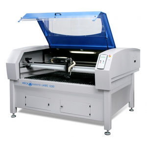 máquina de corte para material plástico / para madera / para textiles / para cuero
