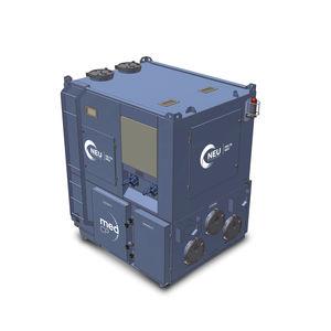 unidad de filtración NBQ Nuclear Biológico Químico / de aire