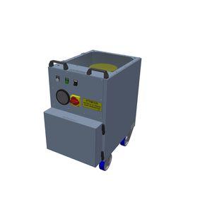 unidad de filtración NBQ Nuclear Biológico Químico / de aire / móvil
