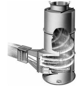 lavador de gases Venturi