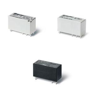 relé electromecánico de perfil bajo / 24 V CC / 12 V CC / 110 V CC
