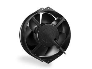 ventilador axial / de refrigeración / de circulación de aire / de alta temperatura