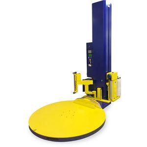 envolvedora con plataforma giratoria