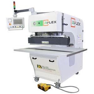 micro-soldadora de altas frecuencias / manual / para PVC