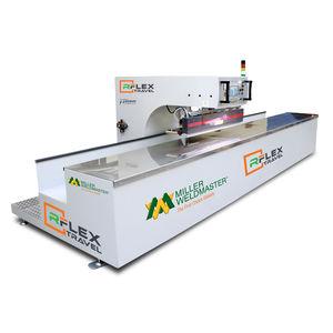 micro-soldadora manual / al vacío / programable / para PVC