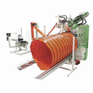 máquina de soldar de aire caliente / AC / automática / para textiles