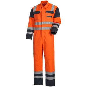 traje de alta visibilidad / de protección química / ignífugo / antiestático