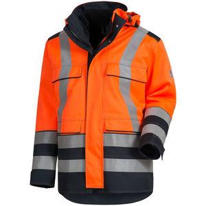 chaqueta de alta visibilidad / de trabajo / impermeable / ignífuga
