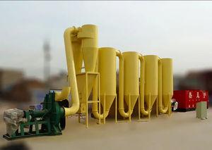 secador por soplado de aire