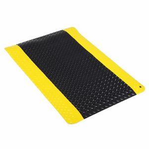 alfombra antifatiga / de PVC / de alta visibilidad / para zona de tráfico intenso