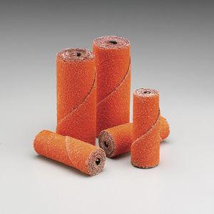 rodillo abrasivo cónico / cilíndrico