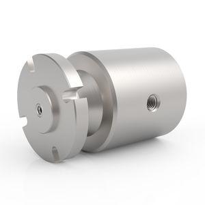racor giratorio para agua / para aceite / hidráulico / de alta presión