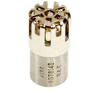 micrófono de medición / de condensador / de frecuencia / polarizado