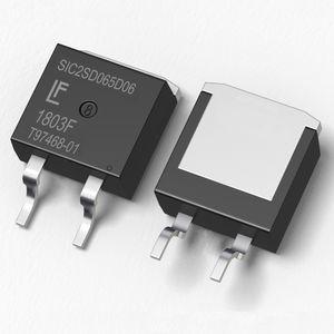 diodo Schottky / insertable / de potencia / SiC