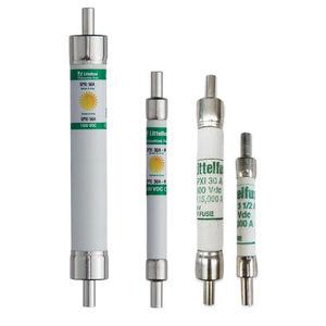 fusible de acción rápida / para aplicaciones fotovoltaicas