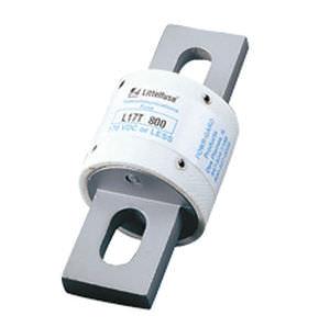 fusible hoja / de protección contra cortocircuitos / limitador / DC