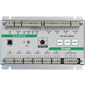 relé de protección de fase / de corriente / de arco eléctrico / 1NA/NC