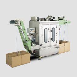 máquina de ennoblecimiento textil
