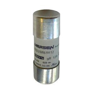 fusible cilíndrico / de protección contra cortocircuitos / clase gR / para semiconductor