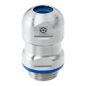 prensaestopas de acero inoxidable / IP68 / IP69 / para aplicaciones higiénicas