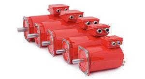 motor AC / síncrono / refrigeradas por líquido