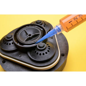 cola bicomponente / de polisulfuro / para metal / para vidrio