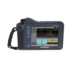 detector de defectos por ultrasonidos
