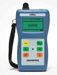 aparato de pruebas por ultrasonidos