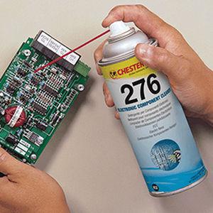 solvente de limpieza / para la electrónica