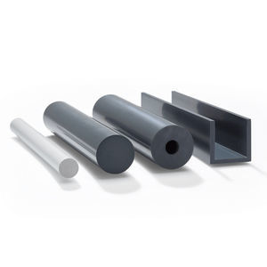 PVC en barras
